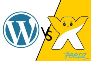 wordpress ve wix